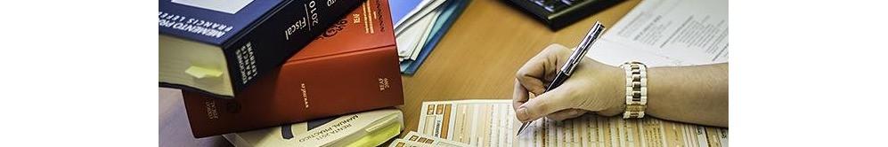 Налоги, юридическое и бухгалтерское сопровождение. Asesoria