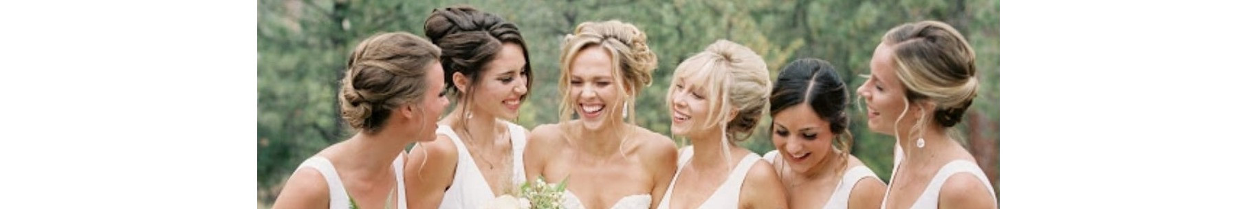 Свадебные, Подиумные, Вечерние Прически