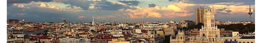 Мадрид в 15:15 городские экскурсии